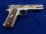Colt Govt Dragon 02091MEX TALO Limited Edition .38 Super NIB