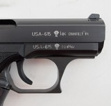 Rare H&K P7-K3 .380 ACP MFG 1988 - 1994 WBox - 11 of 11