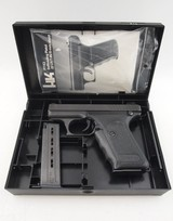 Rare H&K P7-K3 .380 ACP MFG 1988 - 1994 WBox - 7 of 11