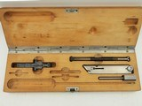 ERMA P08 Luger Conversion Kit With Wood Box .22 LR