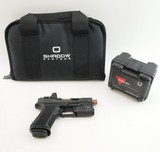 Shadow MR918-B-TB Trijicon Package 9 MM WBox