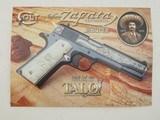 Colt Gov't Emiliano Zapata Centennial TALO # 02991-TME (1 Of 500) - 5 of 5