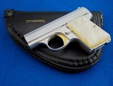Browning Baby LW Made In Belgium .25 ACP WCase - 4 of 4