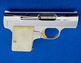 Browning Baby LW Made In Belgium .25 ACP WCase - 3 of 4