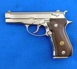 Browning Italy BDA Nickel .380 ACP WBox - 2 of 5