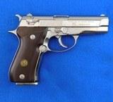 Browning Italy BDA Nickel .380 ACP WBox