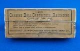 Winchester Vintage Ammunition .45 Carbine In Box
