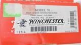 Winchester Model 70 Custom Left Hand MFG 1997 7MM Mag WBox - 11 of 11