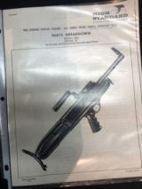 High Standard 10-B Bullpup Semi-Auto Assault Shotgun. 12 Ga - 10 of 10