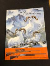 Weatherby Guide. 20th Edition, 1980