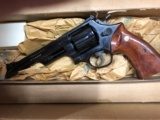 125th Anniversary S&W Model 25-3 w/Presentation Case NiB