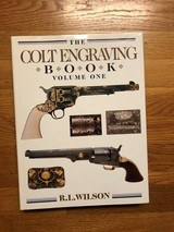 Colt Engraving Book, 2nd Edition. Volumes 1 & 2