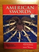 American Swords From the Philip Medicus Collection