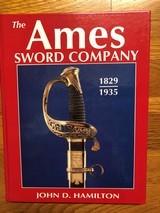 Ames Sword Company 1829-1935