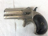 Remington O/U Derringer, 41 RF - 2 of 7