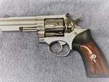 "Ruger GP100, 357 Mag., 4"" barrel, Stainless Steel, ANIB - 3 of 9"