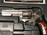 "Ruger GP100, 357 Mag., 4"" barrel, Stainless Steel, ANIB - 2 of 9"