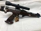 REMINGTON XP-100, 221 Remington Fireball single shot bolt action handgun