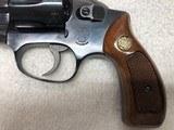 "Smith & Wesson Model 34-1, 22LR Kit Gun. 4"" barrel, Blue - 4 of 9"