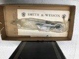 "Smith & Wesson Model 34-1, 22LR Kit Gun. 4"" barrel, Blue - 9 of 9"