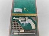 Colt Factory Engraved and Cased Pocket Positive, 32 Colt - 14 of 14