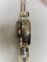 Colt Factory Engraved and Cased Pocket Positive, 32 Colt - 9 of 14