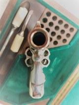 Colt Factory Engraved and Cased Pocket Positive, 32 Colt - 13 of 14
