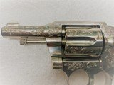 Colt Factory Engraved and Cased Pocket Positive, 32 Colt - 6 of 14
