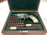 Colt Factory Engraved and Cased Pocket Positive, 32 Colt - 10 of 14