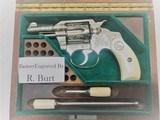 Colt Factory Engraved and Cased Pocket Positive, 32 Colt - 11 of 14