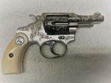 Colt Factory Engraved and Cased Pocket Positive, 32 Colt - 12 of 14