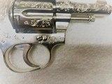 Colt Factory Engraved and Cased Pocket Positive, 32 Colt - 8 of 14