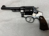 Smith & Wesson Model 1917 Transitional Commercial 45 ACP, 5 1/2