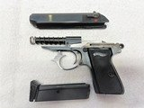 Walther Interarms PPK/S 380 ACP, Blue. - 9 of 11
