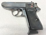Walther Interarms PPK/S 380 ACP, Blue.