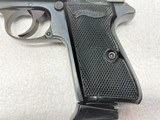Walther Interarms PPK/S 380 ACP, Blue. - 3 of 11