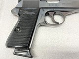 Walther Interarms PPK/S 380 ACP, Blue. - 6 of 11