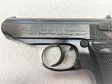 Walther Interarms PPK/S 380 ACP, Blue. - 2 of 11