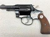 """Colt Cobra 22 LR. Blue. Rare gun. 3"""" barrel"""