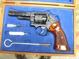 Smith and Wesson model 19 Combat