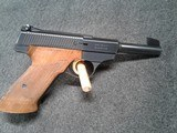 Browning Challenger pistol, Belgium made, 22LR