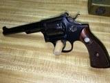 Smith & Wesson Revolver Model K-22 - 1 of 8