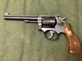 Smith & Wesson K-22 pre-17 - 1 of 8