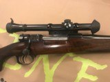 Beautiful Griffin Howe Mauser Action in 257 Roberts --- AS NEW!!!!