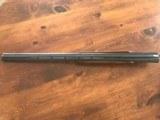 Parker VHE 20ga factory skeet barrels and forend -- Vent Rib!!!!