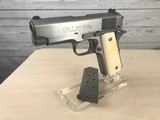 Colt 1911 Series 80 Officers .45 acp with Ivory Grips -- NIB - 9 of 20