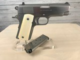 Colt 1911 Series 80 Officers .45 acp with Ivory Grips -- NIB - 6 of 20
