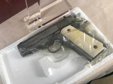 Colt 1911 Series 80 Officers .45 acp with Ivory Grips -- NIB - 17 of 20