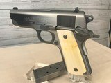 Colt 1911 Series 80 Officers .45 acp with Ivory Grips -- NIB - 2 of 20
