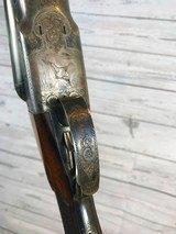 "Magnificent Parker Che 12ga 1 1/2 frame Pigeon Gun -- 30"" full/full - 6 of 15"